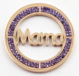 Maman Coins de mémoire pour le bijou de cadeau