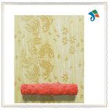 Rolo de padrão decorativo em relevo de 9 polegadas