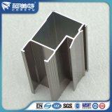 6063-T5 het Profiel van het Aluminium van de Deklaag van het poeder voor het Venster van het Aluminium