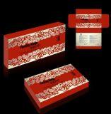 De Kleren die van China het Vakje van de Gift van de Opslag van het Document van het Karton inpakken