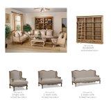[فرنش] جديدة كلاسيكيّة أثاث لازم أريكة مجموعة, يعيش غرفة أريكة محدّد رفاهية أريكة أثاث لازم