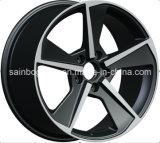 F80344 Rodas de liga de alta qualidade / carro de liga leve para Audi Wheels