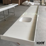 Prefab Commercial Surface White Surface Surface Countertop
