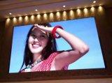 Equipamento de exibição de LED de interior de alta definição para campo audiovisual