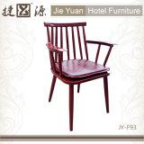 レトロの鋼鉄食堂の肘掛け椅子(JY-F93)