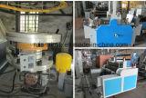 Las capas de doble cabezal de roscar giratorio Co-Extrusion Film máquina sopladora