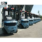 Königlicher Dieselgabelstapler, mit 4.5 Tonnemitsubishi-Motor