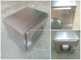 Chambre propre matériel de purification d'Air Pass boîte acier inoxydable