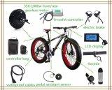 Jb-205-35 motor eléctrico sin cepillo delantero de la E-Bici de la bicicleta de la rueda 48V 1000W