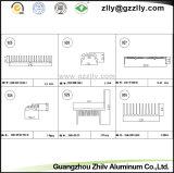 Het Aluminium Heatsink van het Bouwmateriaal voor de Compressoren van de Lucht
