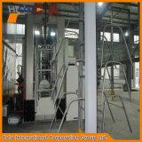 De Installatie van de Deklaag van het Poeder van de Benen van de Lijst & van de Stoel van het Meubilair van het metaal