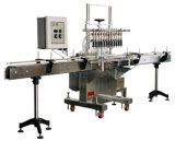 Máquina de rellenar y surtidor de etiquetado de la fábrica máquina de rellenar del agua automática del jugo 3 In1