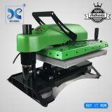 Digital-Shirt-Sublimation-Drucken-Maschine, Schwingen-Presse-Maschine