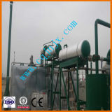 Olio per motori dello spreco del sistema di distillazione sotto vuoto che ricicla per basare olio