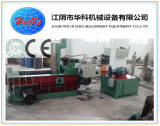 Vente de réutilisation de cuivre de presse de rebut automatique hydraulique de la CE