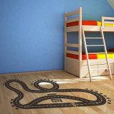 Decalcomanie personalizzate del pavimento per la decorazione con laminato