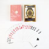 100% PVC cartões de jogo para Casino / Plastic Poker Playing Cards