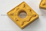 Piezas insertas indexables del carburo cementado para el corte de torneado (CNMG)