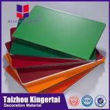 los paneles compuestos de aluminio ACP del precio interior de la hoja de 3m m
