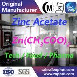 Acetato dello zinco dell'additivo alimentare 2 dello Zn (CH3COO)
