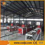 Linha de produção plástica do perfil do painel de teto do PVC
