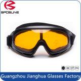 Mousse complétant les lunettes protégeant du vent bon marché de moto et les lunettes de Snowboard de ski