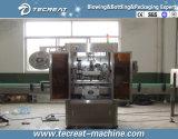Manguito de PVC automático de reducción de la máquina de etiquetado