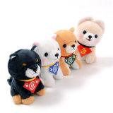 Cão de Akita do luxuoso, brinquedos feitos sob encomenda do luxuoso