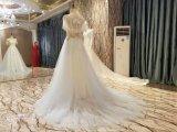 Vestidos de casamento Multi-Color da união da chegada 2017 novos com xaile