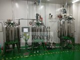 Réservoir de mélange aseptique Ss316L en acier inoxydable