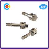 DIN/ANSI/BS/JIS 4.8/8.8/10.9 di acciaio inossidabile ha galvanizzato la madrevite della barra dello Shrink della testa del triangolo