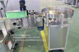 Haut côtés bidons en plastique auto-adhésif Machine d'étiquetage
