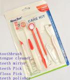 Набор внимательности зубной щетки & зубной пасты устно