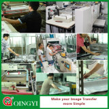 TシャツのQingyi OEMデザイン熱伝達のステッカー