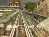 Excursión de observación de la elevación, ascensor, piscina ascensor