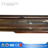 Китай производство на заводе двойные стекла алюминиевые вступления сдвижной двери