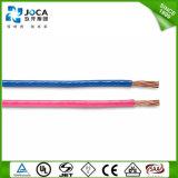 Solo núcleo AWG eléctrico Tw / THW cable de cobre