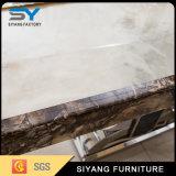 Tableau dinant de marbre de meubles chinois avec 6 personnes