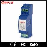 Ligne de contrôle de longeron de RS232 UC24/12/6 DIN foudre et protecteur de saut de pression