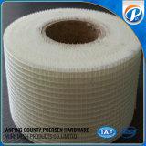 4X4白いカラーガラス繊維の網、壁Connerで使用されるガラス繊維の網