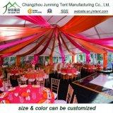 ライニングが付いている15mのスパンの幅の結婚披露宴のイベントのテント