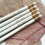 Фольга горячей фольги передачи тепла штемпелюя фольги алюминиевая голографическая на крышке карандаша высокого качества