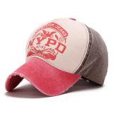Хорошая несенная бейсбольная кепка хлопка напечатанная Twill (YKY3426)