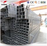 Q195/Q235/Q345/S235/S355/tubo d'acciaio quadrato di ASTM A500