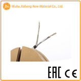 Cable térmico eléctrico del solo suelo del conductor de la fábrica del OEM