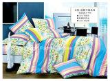 Gemaakt in China 100% de Reeks van het Beddegoed van Microfiber van de Polyester die voor Huis of Hotel wordt gebruikt