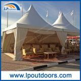 [5إكس5م] ألومنيوم إطار خارجيّة [بغدا] خيمة [غزبو] مع أرضية خشبيّة