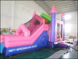 Het Springen van de prinses het Opblaasbare Huis Combo van het Kasteel van Bouncy van het Kasteel (T3-205)