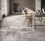 完全なボディー・セメントの壁および床のための磁器によってガラス化される艶出しのマットの無作法なタイル600X600mm
