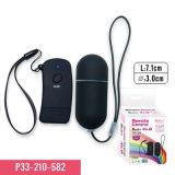 Vibratori impermeabili di telecomando con il rivestimento dell'unità di elaborazione ed il Massager di tocco morbido